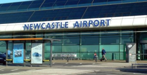 Newcastle Airport Arrivals